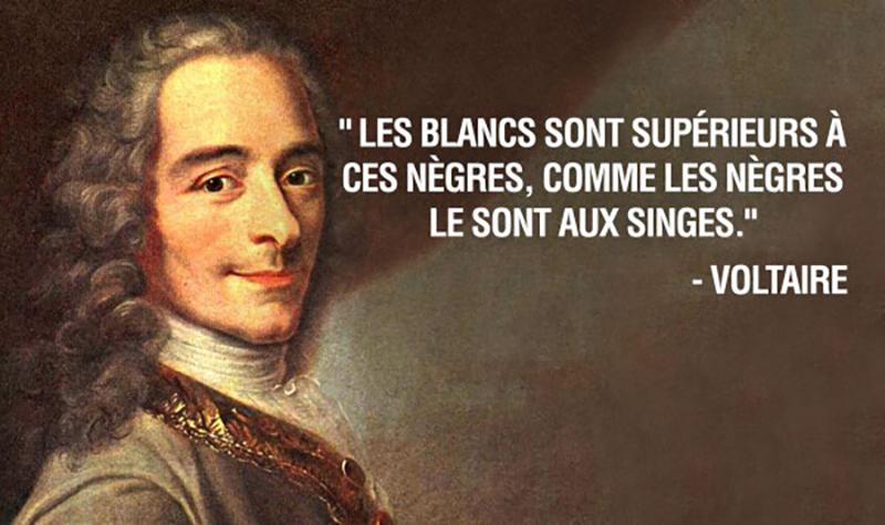 Voltaire, derrière le mythe….